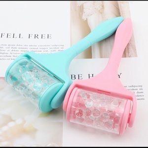 Free Derma roller or ice roller